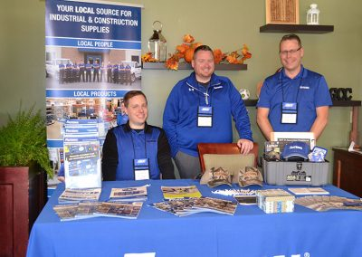 Trade Show Booth – Fastenal Canada