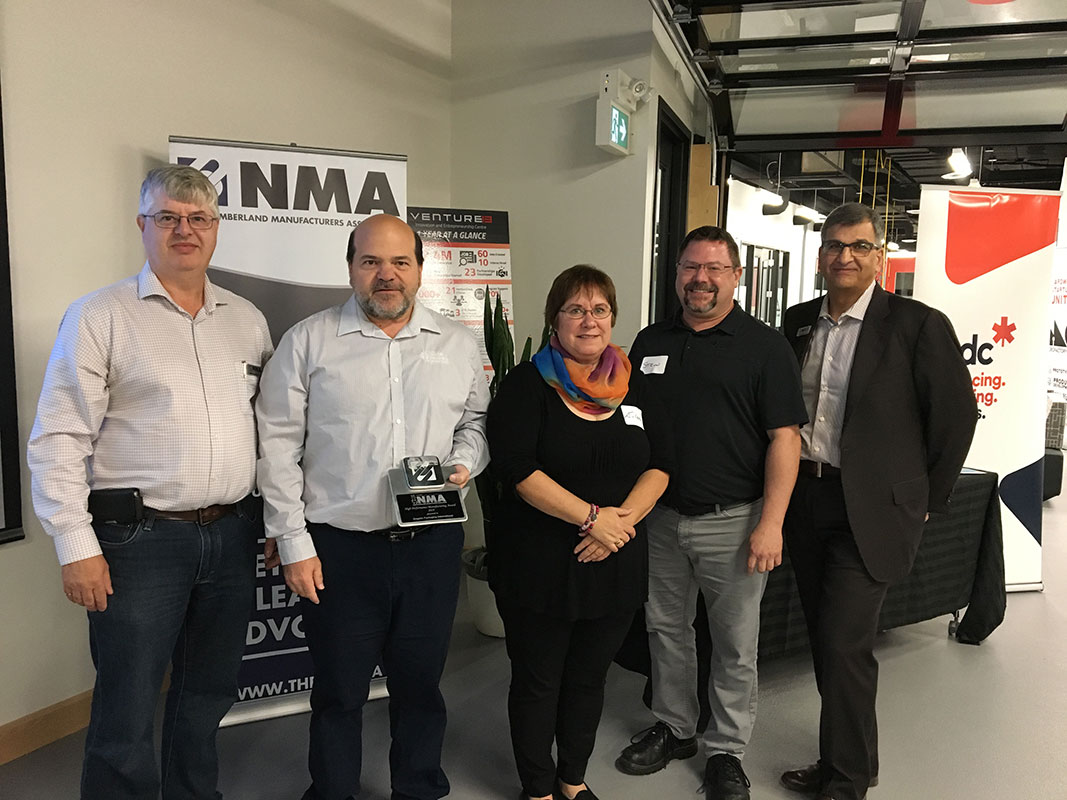 Graphic Packaging International, High Performance Manufacturing Award Recipient