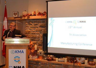 Tom Sayer, KMA President