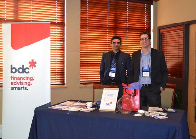 Trade Show Booth – Business Development Bank of Canada